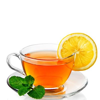 Warm Water + Lemon With A Turmeric Twist