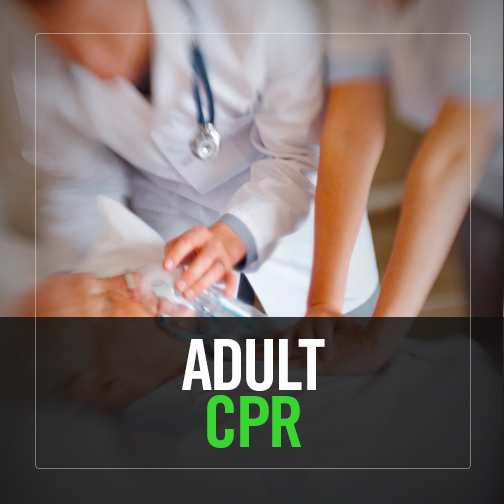 Adult CPR and AED