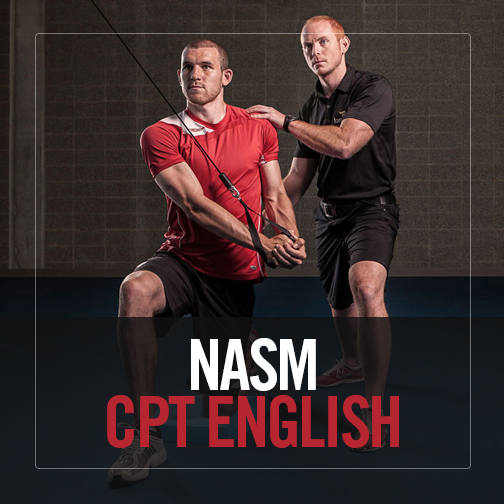 NASM CPT : English