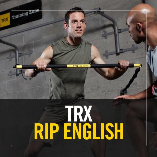 TRX RIP : English