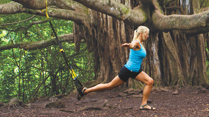 5 Tips for a Successful Outdoor TRX Workout