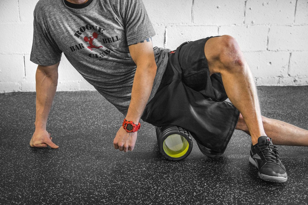 Trigger Point Performance Foam Rolling for Recovery