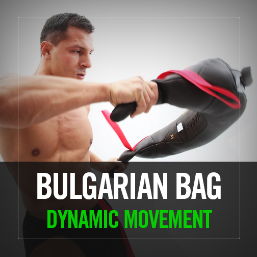 Dynamic Movement with the Bulgarian Bag Certification
