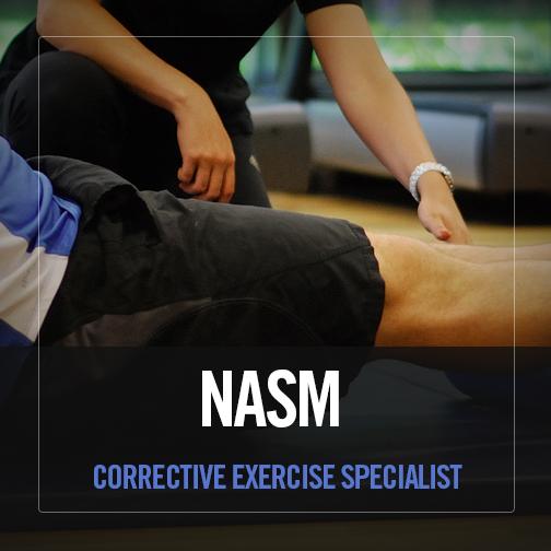 NASM Corrective Exercise Specialist (NASM CES)