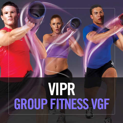 ViPR Group Fitness Certification (ViPR VGF)