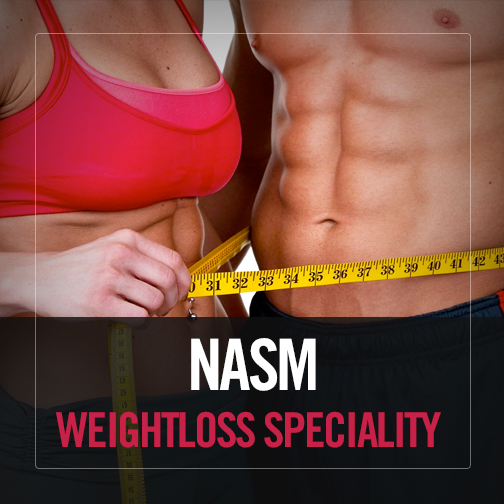 NASM Weight Loss Specialty Course (NASM WLS)
