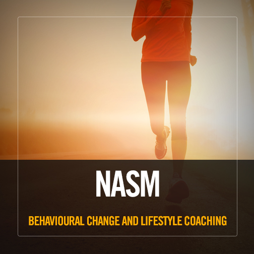 NASM Behavioral Change and Lifestyle Coaching Specialty Course