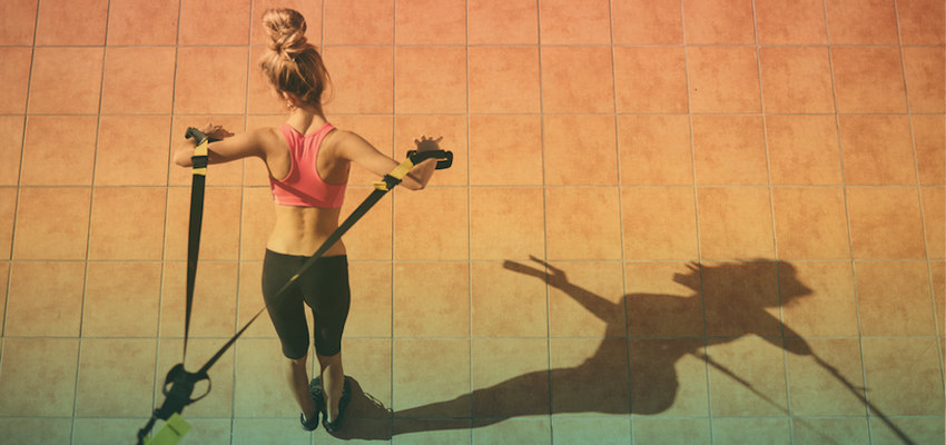 5 TRX Moves To Add To Your Next Workout