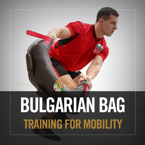 Bulgarian Bag Training for Mobility