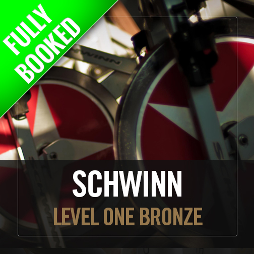 Schwinn Indoor Cycling Bronze Level Certification