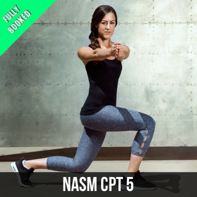 NASM-CPT : English (2 Day)