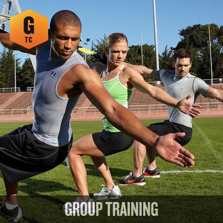 TRX GTC 小組訓練課程