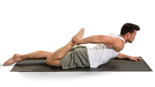 Watch Your Feet for Improved Core Stability: