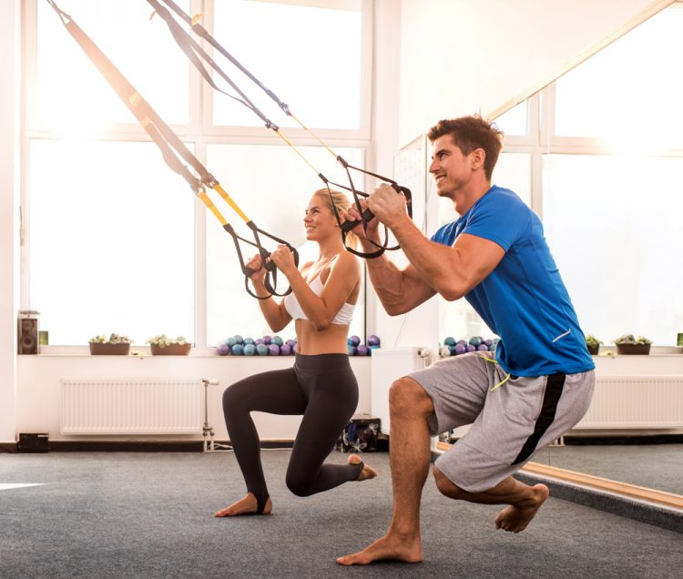 Teaming Up: Should Couples Work Out Together?