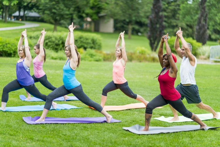 Caloric Burn and Beyond: Yoga Benefits Unearthed.