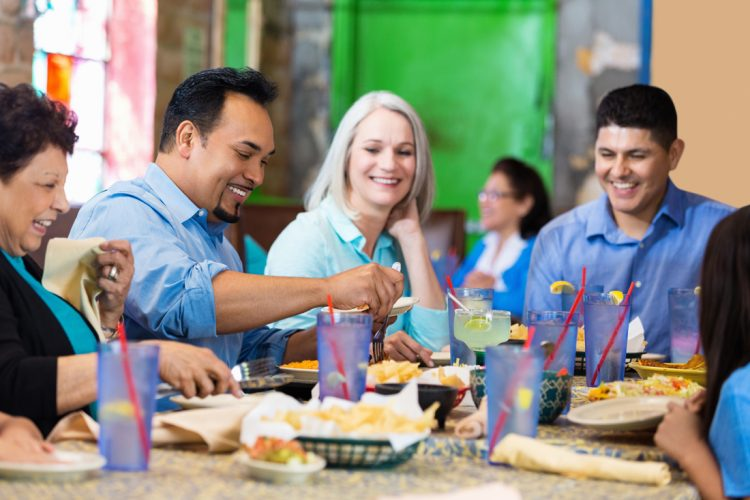 Dining Out In Good Health: NASM Blog