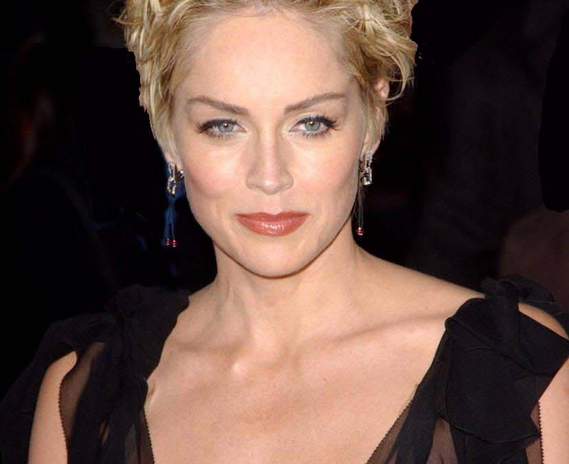 Power Plate™ – Sharon Stone Radiates Beauty At Women's Choice Awards
