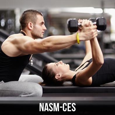 NASM-CES 美國國家運動醫學院 – 矯正性運動訓練 : 廣東話(2日課程)