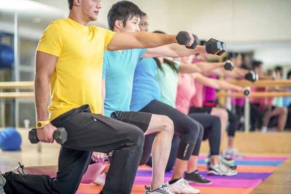 How To Attract More Men To Group Exercise