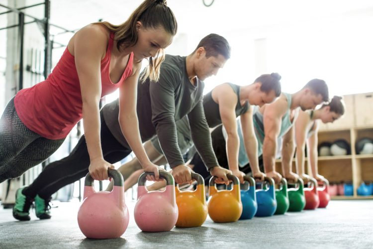 Incorporate Smart Play Into This Kettlebell Workout:
