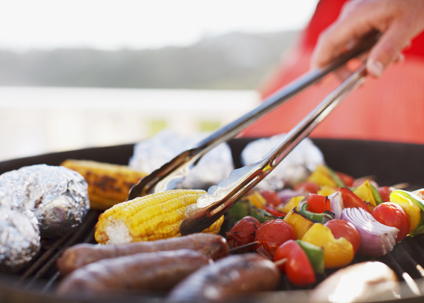 Get Fired Up About Healthier Grilling Practices: