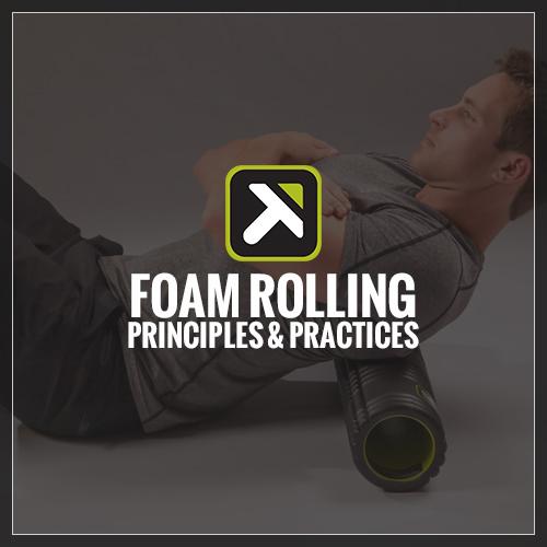 TriggerPoint Foam Rolling 按摩筒滾壓:理論和實踐