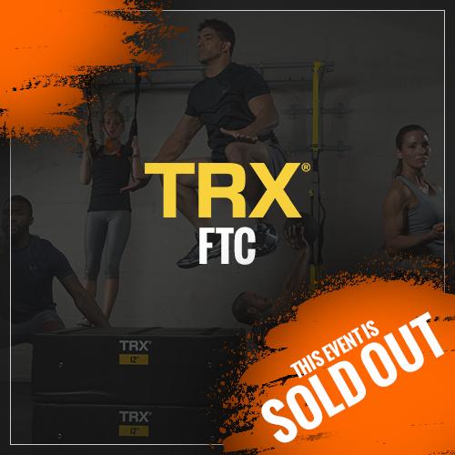 TRX FTC TRX懸吊訓練功能性運動培訓