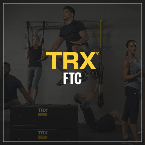 TRX FTC 功能性運動培訓