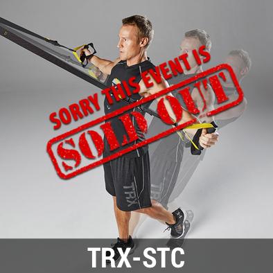 TRX STC 懸吊訓練課程培訓