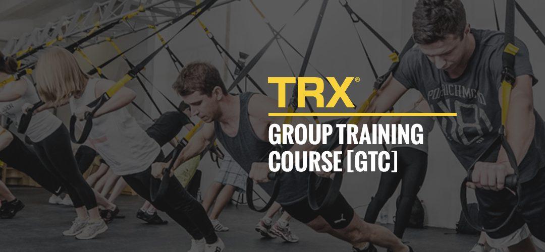 TRX GTC TRX小組訓練課程