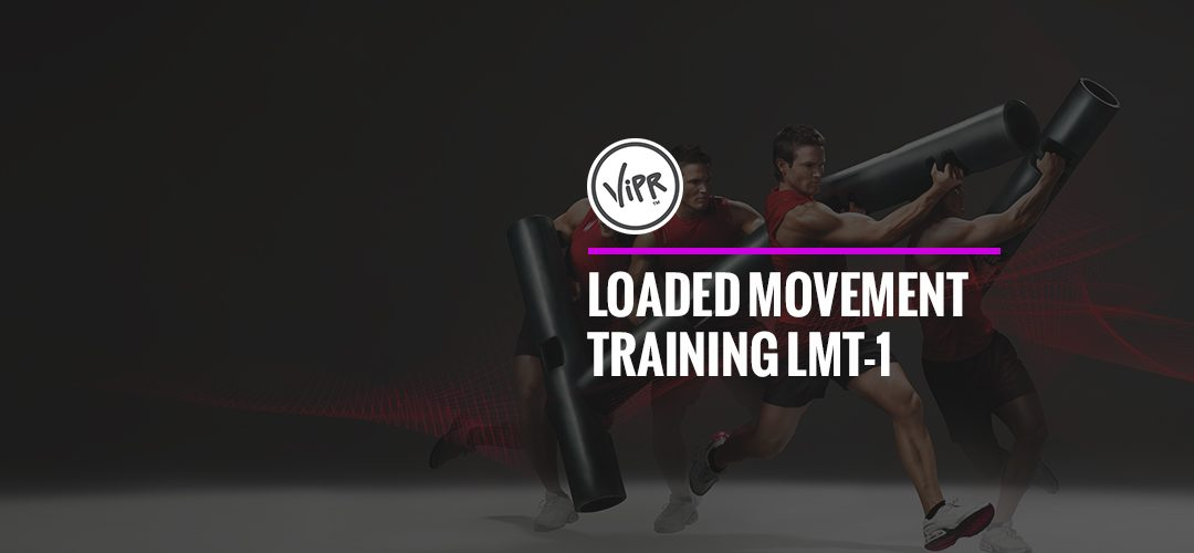 ViPR Loaded Movement Training LMT-1 ViPR 加載運動訓練