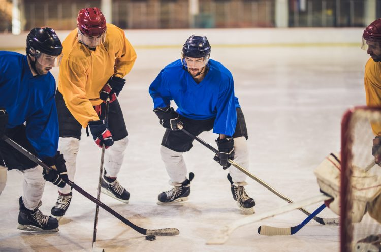 INJURY PREVENTION FOR ICE HOCKEY: KEEPING YOUR TEAM ON THE ICE AND IN THE GAME: