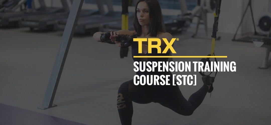 TRX STC TRX懸吊訓練課程培訓
