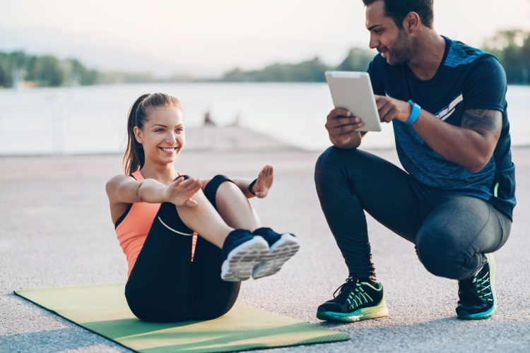 HOW TO FIND THE BEST EXERCISES VIA SOCIAL MEDIA: