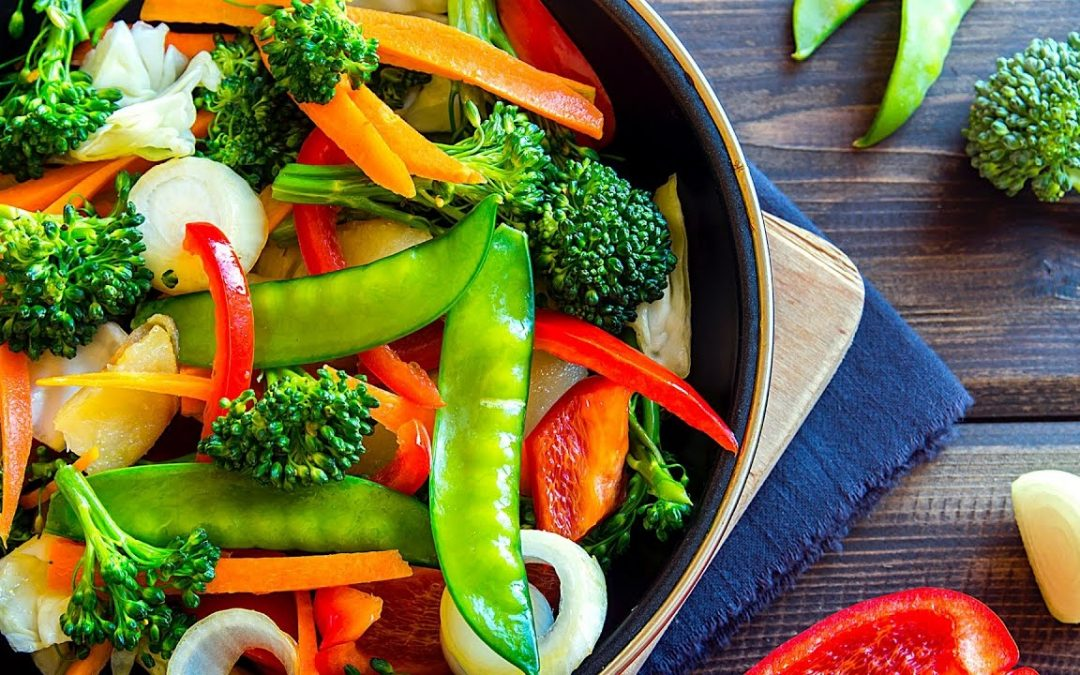 What to do when you don't like vegetables.  3 steps for training your palate (and why it's important):