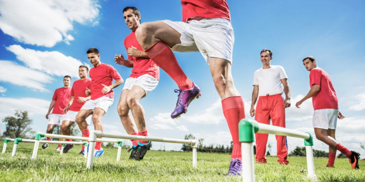SOCCER DRILLS FOR AGILITY AND COORDINATION: