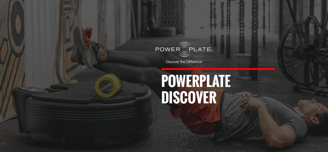 Power Plate® Discover Power Plate震動訓練課程