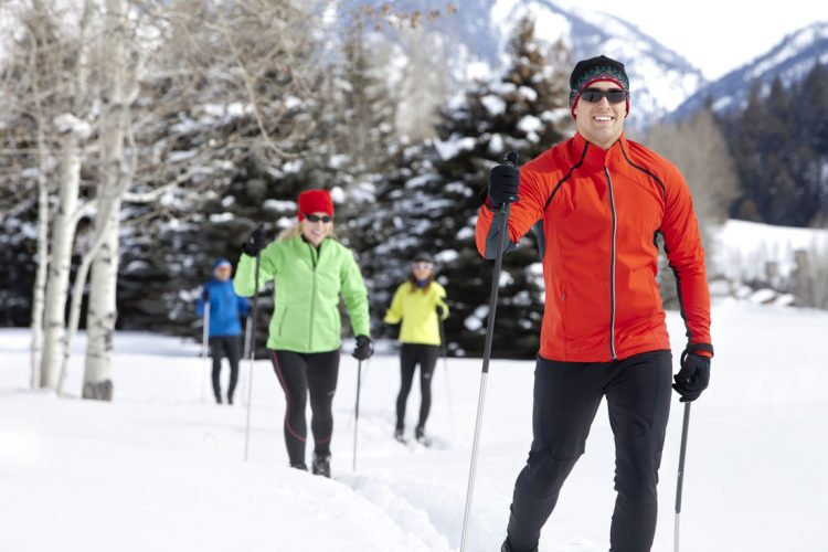 STAY FIT THIS WINTER WITH CROSS-COUNTRY SKIING: