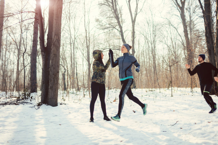 COUNTERING THE CHALLENGES OF COLD WEATHER EXERCISE: