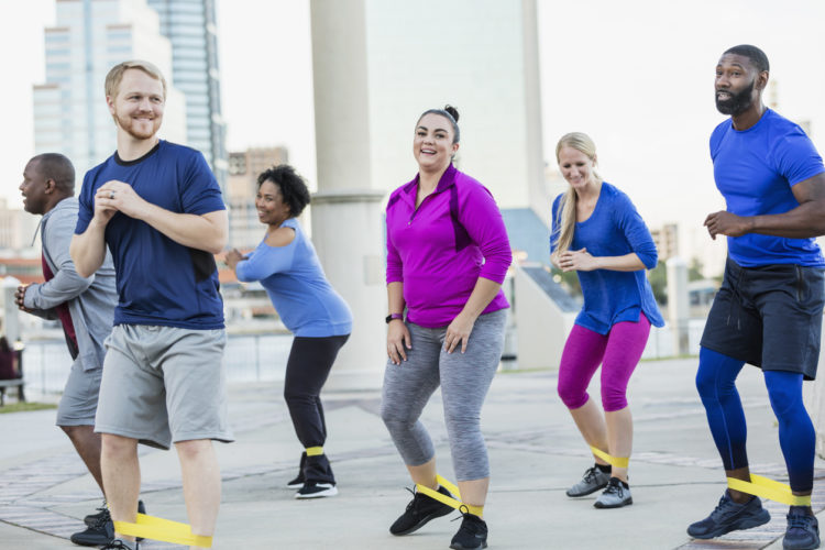 NEW YEAR'S RESOLUTIONS: IF NOT WEIGHT LOSS, THEN WHAT?