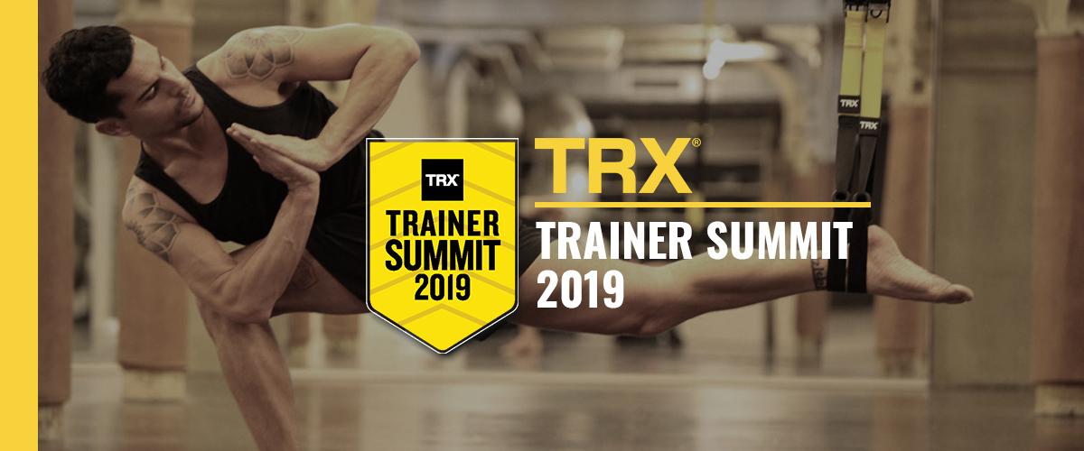 TRX Trainer Summit 2019