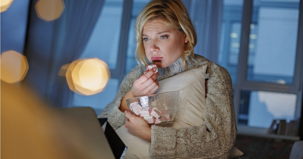 Conquer your cravings:  Break the sinister cycle  that makes you overeat: