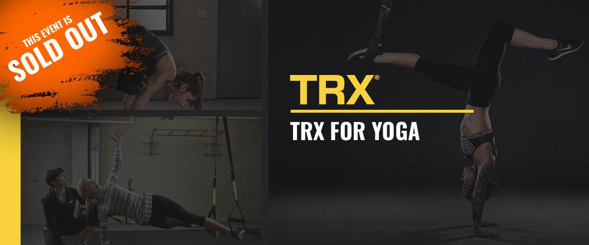 TRX for Yoga
