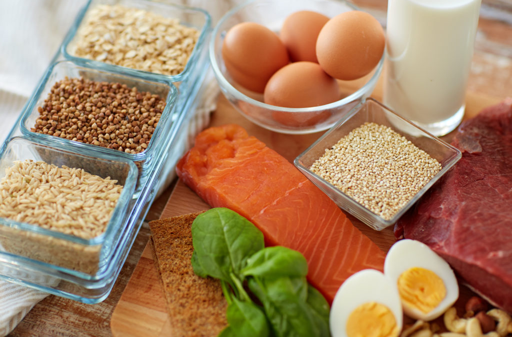 HOW MUCH PROTEIN SHOULD YOU EAT PER DAY FOR WEIGHT LOSS?: