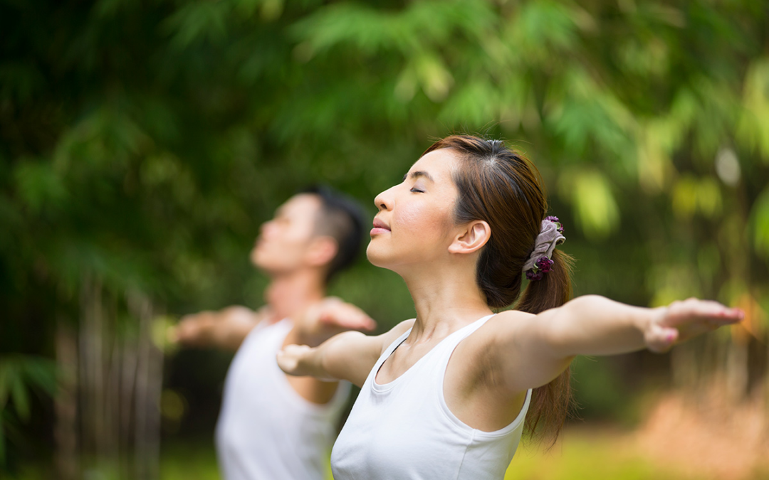 EMOTIONS IN MOTION: EXERCISE AS AN ANXIETY INTERVENTION: