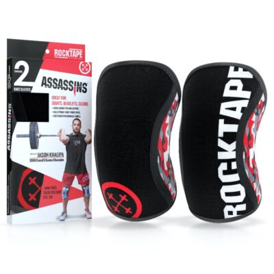 RockTape Assasin Knee Camo with Box