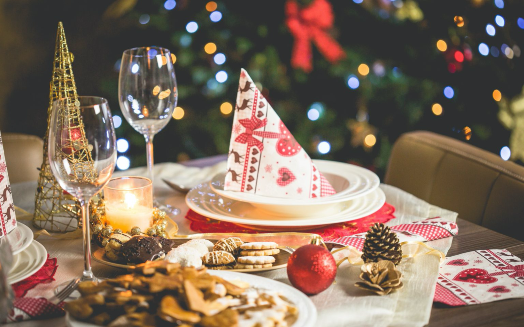 A HEALTHY APPROACH TO EATING DURING THE HOLIDAY SEASON: