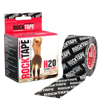 RockTape H20 Logo Black