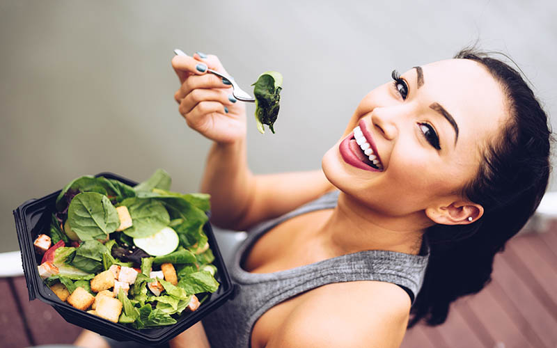 HOW PLANT-BASED DIETS AFFECT WEIGHT LOSS: