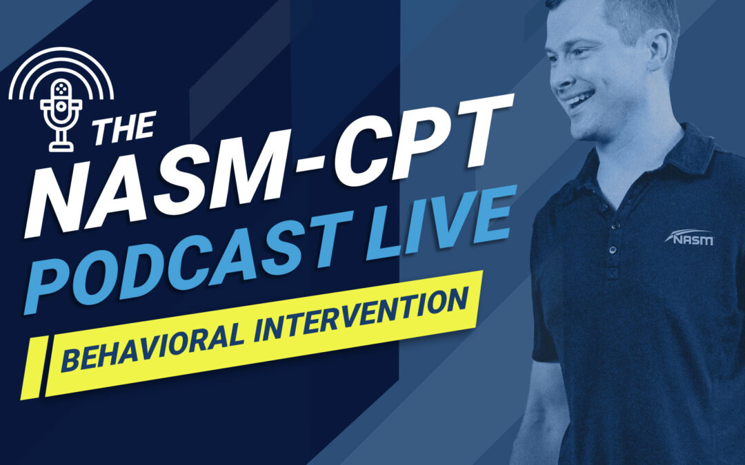 BEHAVIORAL INTERVENTION AND TRAINING (PODCAST)